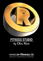 Fitness Studio by Oliver Riess